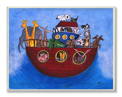 The Kids Room by Stupell Noah's Ark Rectangle Wall Plaque