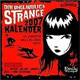 Emily the Strange 2007. - Cosmic Debris