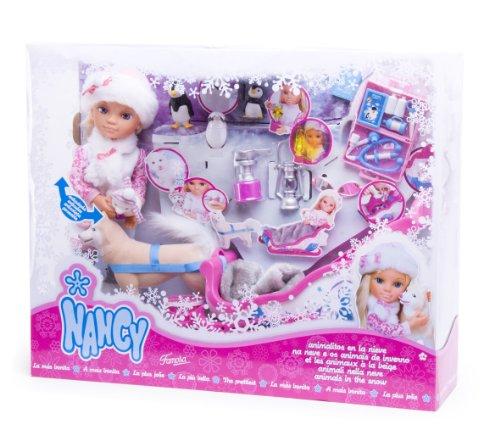 Imagen 3 de Nancy - Animalitos en la nieve (Famosa 700008564)