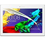 Lenovo TAB 2 A10-30L, 25,65 cm (10,1 Zoll HD IPS) Media Tablet (Qualcomm MSM8909 Quad-Core Prozessor, 1,1GHz, 1GB RAM, 16GB eMMC, 2MP + 5MP Kamera, Touchscreen, Dolby Atmos Sound, LTE, Android 5.1) perl white