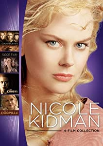 Nicole Kidman 4 Film Collection