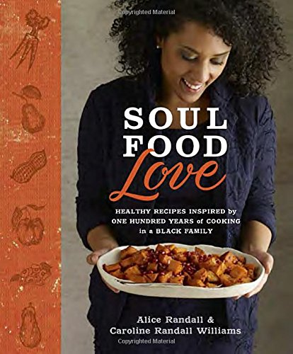 Soul Food Love cookbook - Valentine's Day Gift Guide for the Cook www.pinchofnutmeg.com