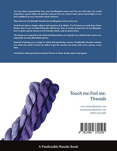 Touch Me, Feel Me: Needlepoint Threads: Volume 4 (Predictable Results)