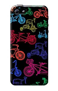 Apple iPhone SE Back Cover KanvasCases Premium Designer 3D Printed Hard Case