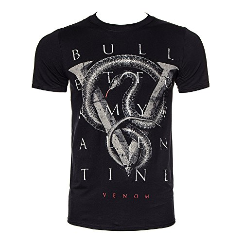 T Shirt V For Venom Bullet For My Valentine (Nero) - Medium