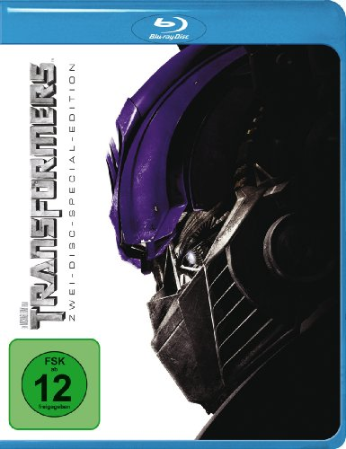 Transformers [2 Disc Special Edition] [Blu-ray]