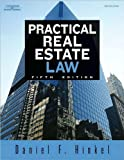 img - for Daniel F. Hinkel's Practical Real Estate Law 5th edition(Practical Real Estate Law [Hardcover])(2007) book / textbook / text book