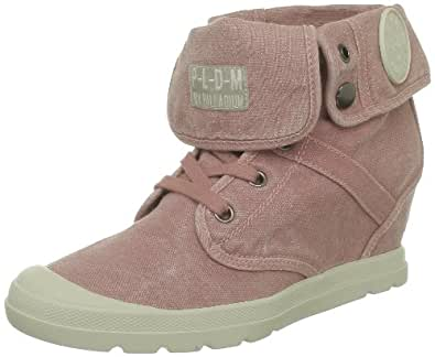 PLDM by Palladium Ecuador, Baskets mode femme - Rose (Old Rose), 37 EU