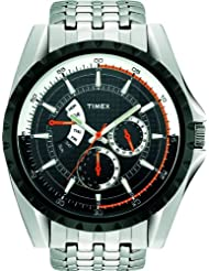 Timex E Class Analog Off-White Dial Men's Watch T2M430