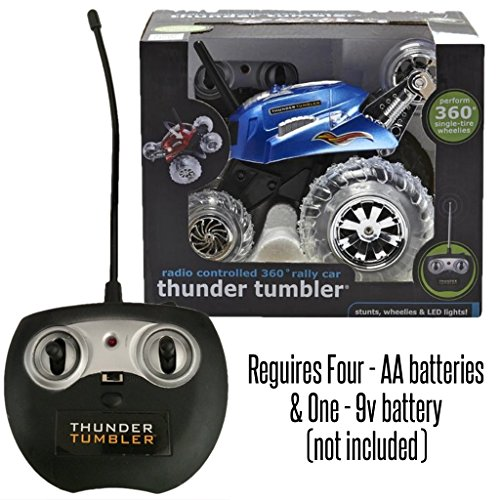 Thunder Tumbler Remote Control Car Canada