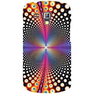 Samsung Galaxy S Duos 7582 Back Cover - Optical Illusion Desiner Cases