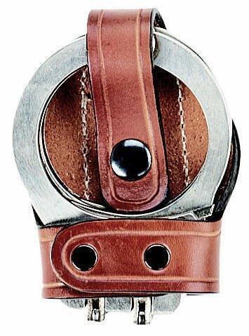 AKER A503A-BP Bikini Handcuff Case, ASP, Black