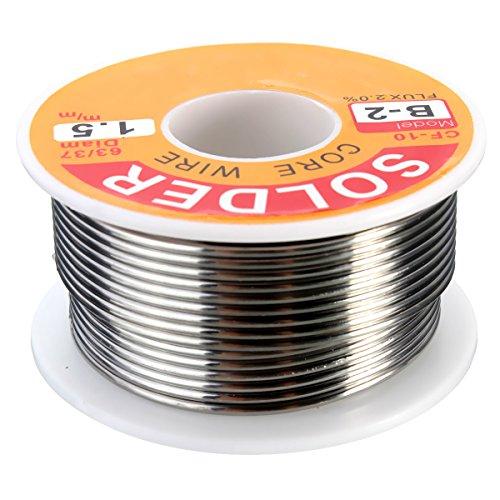 mohoo-63-37-tin-lead-rosin-core-05-2mm-2-flux-reel-welding-line-solder-wire-100g-15mm
