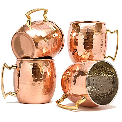 terashopeer-lot-de-4-tasses-pour-cocktail-moscow-mule-en-cuivre-interieur-en-nickel-martele-550-ml