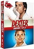 Dexter saisons 1 et 2 - coffret 10 DVD (dvd)