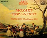 Mozart: Cosi Fan Tutte &#40;Glyndebourne 1935&#41;