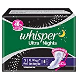 Whisper Ultra Nights - 7 Pads (XL Wings)
