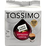 TASSIMO Carte Noire Expresso Intense, Double Shot Cup Size - (1 x 16 Drinks)