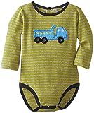 Kitestrings Baby-Boys Newborn Cotton Interlock Bodysuit