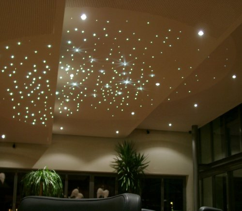 Plafond fibre optique images for Plafond lumineux fibre optique