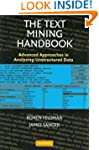 The Text Mining Handbook: Advanced Ap...