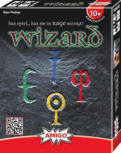 Amigo 6900 - Wizard, Kartenspiel-6900 (2008-03-10)