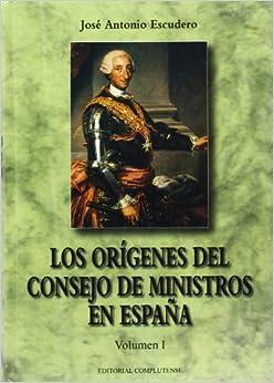 Los or genes del consejo de ministros en espa a the for Ministros de espana