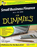 img - for Small Business Finance All-in-One For Dummies book / textbook / text book