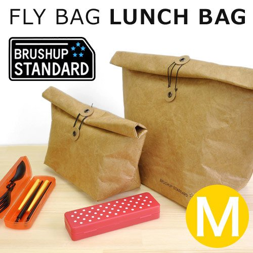 FLY BAG LUNCH BAG Mサイズ ランチバッグ おしゃれな人気のランチバッグ 保冷バッグ お弁当ランチバッグ バッグインバッグ