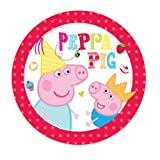 Peppa Pig Party Range - All in 1 Listing! (Plates (8pk))