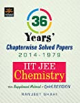 IIT JEE - Chemistry : 36 Year's Chapt...