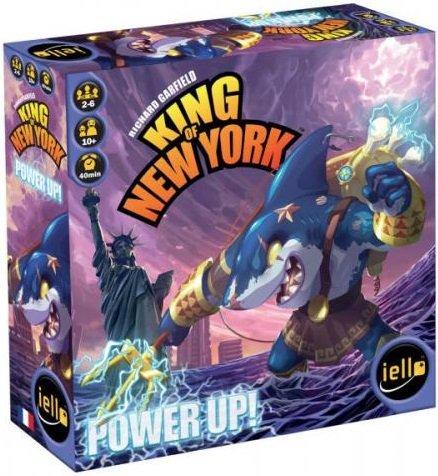 Iello - 51335 - Jeu De Plateau - King of New York - Extension : Power Up