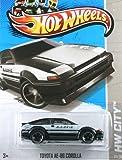 2013 Hot Wheels  23 250  Toyota AE 86 Corolla