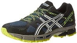 ASICS Men\'s Gel-Kahana 7 Running Shoe,Mallard/Lightning/Flash Yellow,10 M US