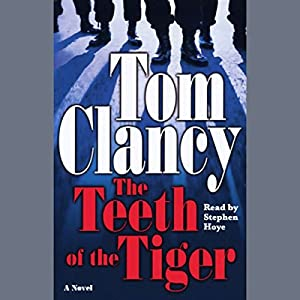 The Teeth of the Tiger Audiobook
