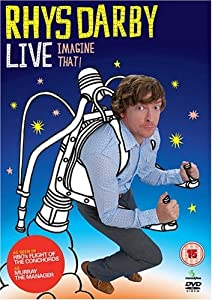 Rhys Darby: Live Imagine That! [DVD] [2008] [Region 1] [NTSC]
