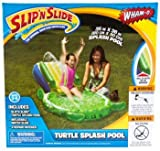 Pool Slides:Wham-O slide N slip Turtle dash Pool