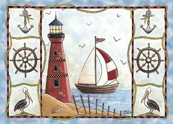 Custom-Printed-Rugs-LIGHTHOUSE-Lighthouse-Rug