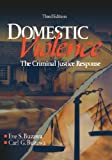 img - for Domestic Violence: The Criminal Justice Response by Eve S. Buzawa (2002-10-22) book / textbook / text book
