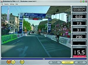 Elite RealPower RealAxiom RealTour DVD Salzburg World Championship DVD de course