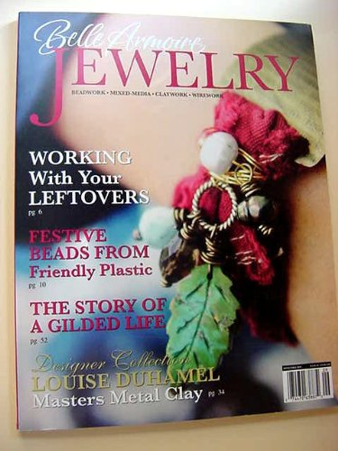 Belle Armoire Jewelry Magazine Single Issue Sep/oct/nov 2010 (Vol 6 Issue 1) PDF