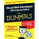 Visual Web Developer 2005 Express Edition For Dummiesby Alan Simpson