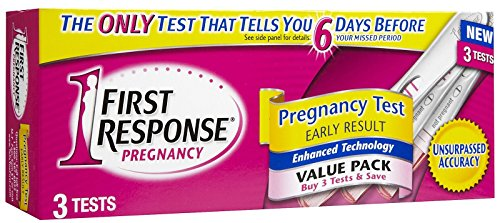First Response® Early Result Pregnancy Test - 3 Tests