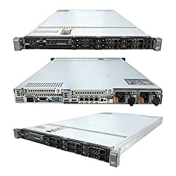 DELL PowerEdge R610 12 Core Server 96GB 2x 73GB RAILS (Certified Refurbished)
