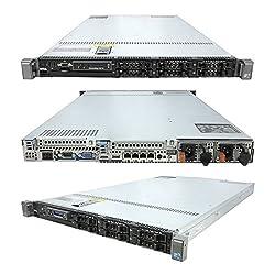 DELL PowerEdge R610 2 x 2.67Ghz E5640 Quad Core 48GB 4 x 146GB 10K SAS (Certified Refurbished)