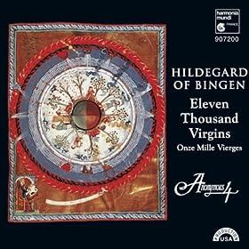 Hildegard von Bingen: 11,000 Virgins - Chants for the Feast of St. Ursula
