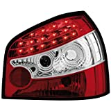 Dectane RA01LRC LED R�ckleuchten Audi A3 8L 09.96-04 red/crystal