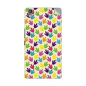 Garmor Designer Mobile Skin Sticker For Lava Iris Selfie 50 - Mobile Sticker