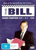The Bill (ITV Drama) - Series 14 part 1 & 2 (DVD) 1998
