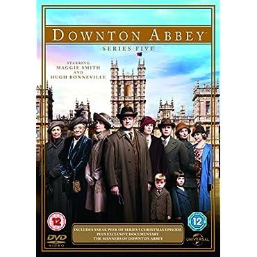 Episode List Downton Abbey
